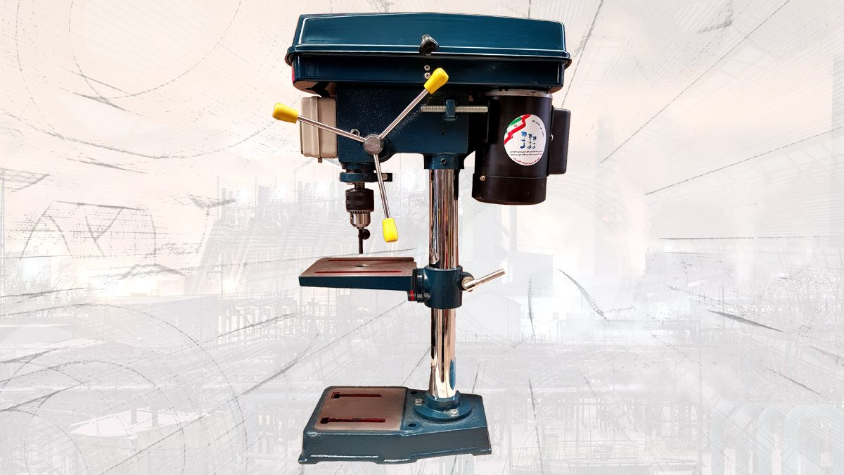 دریل سازان پیشرو، دریل ستونی صنعتی مدل m13