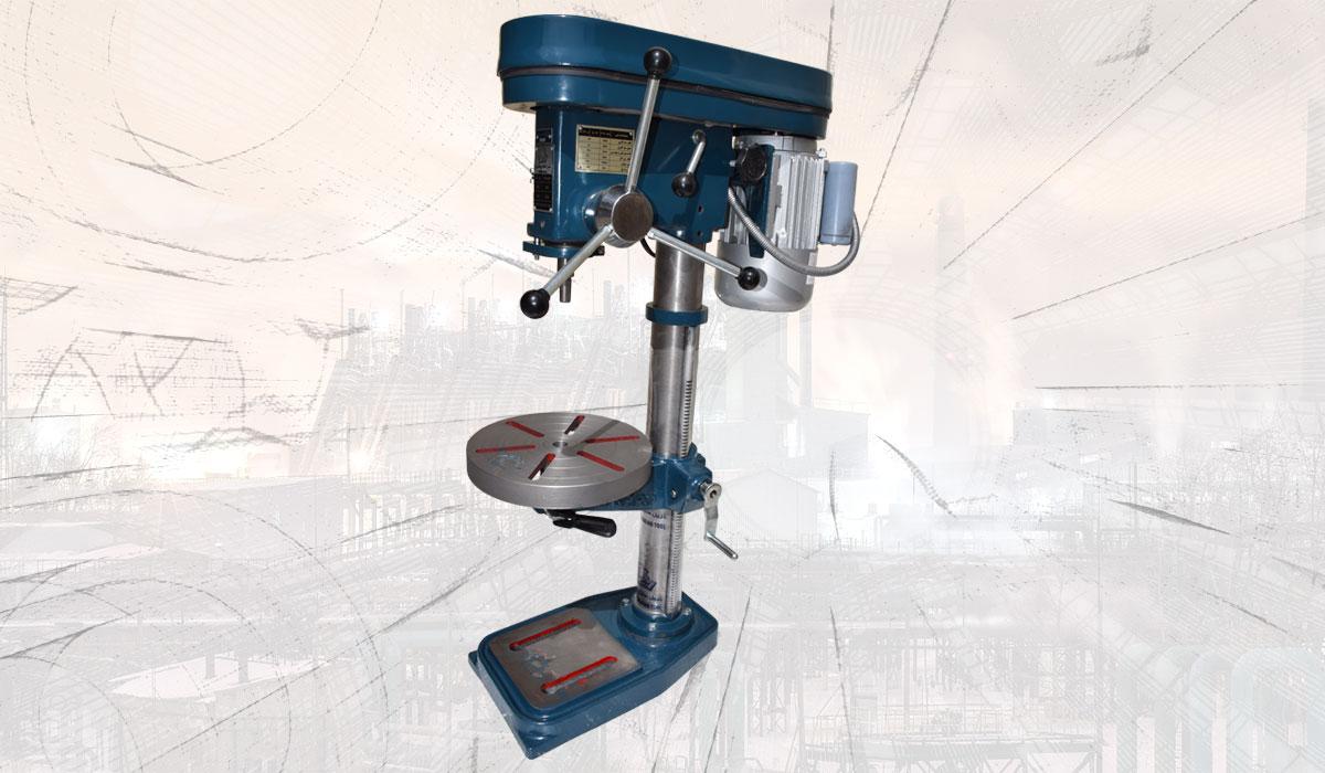 دریل سازان پیشرو، دریل ستونی صنعتی مدل m16
