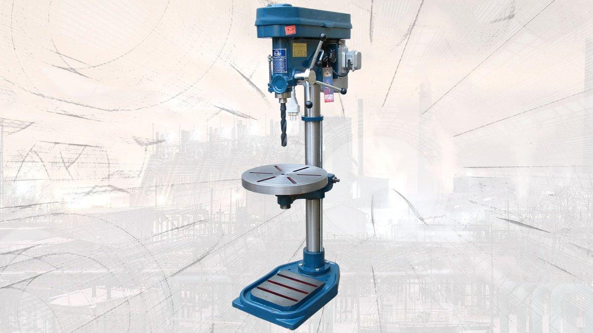 دریل سازان پیشرو، دریل ستونی صنعتی مدل m25