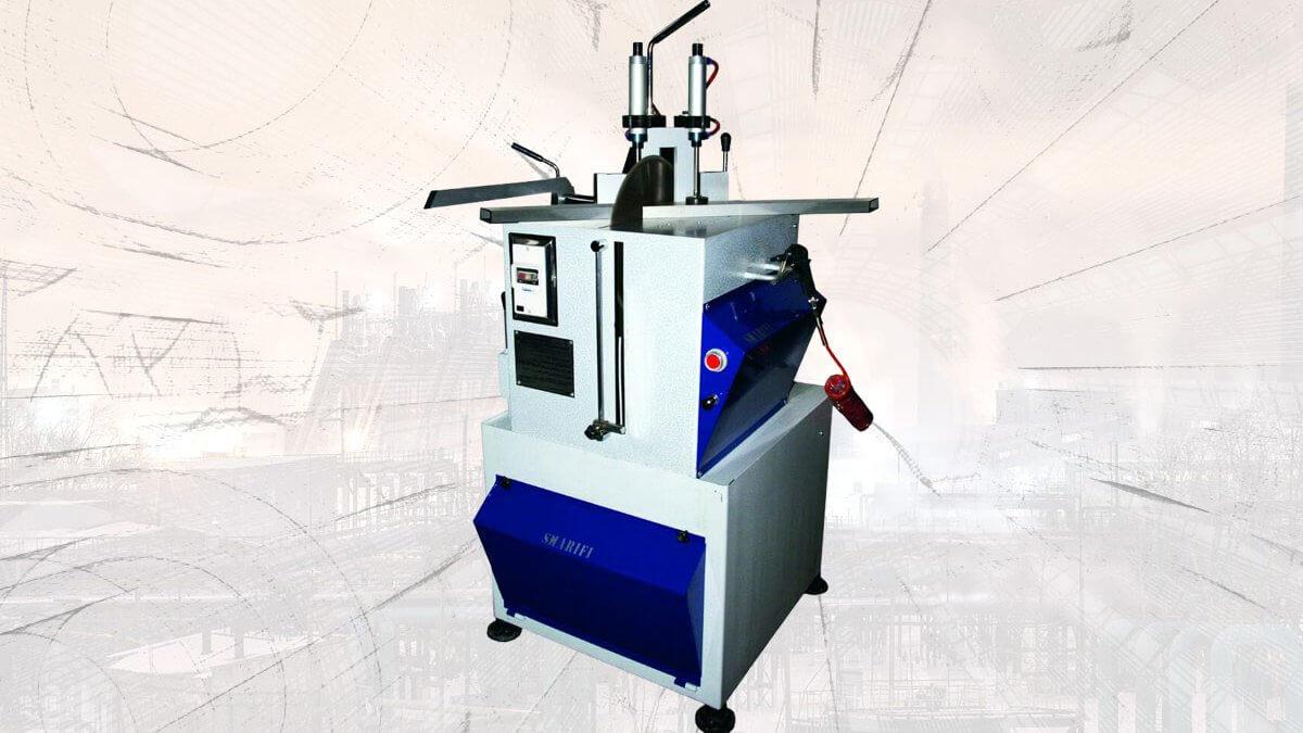 اره آلومینیوم بر سوپر برش PEN S 350 دریل سازان پیشرو